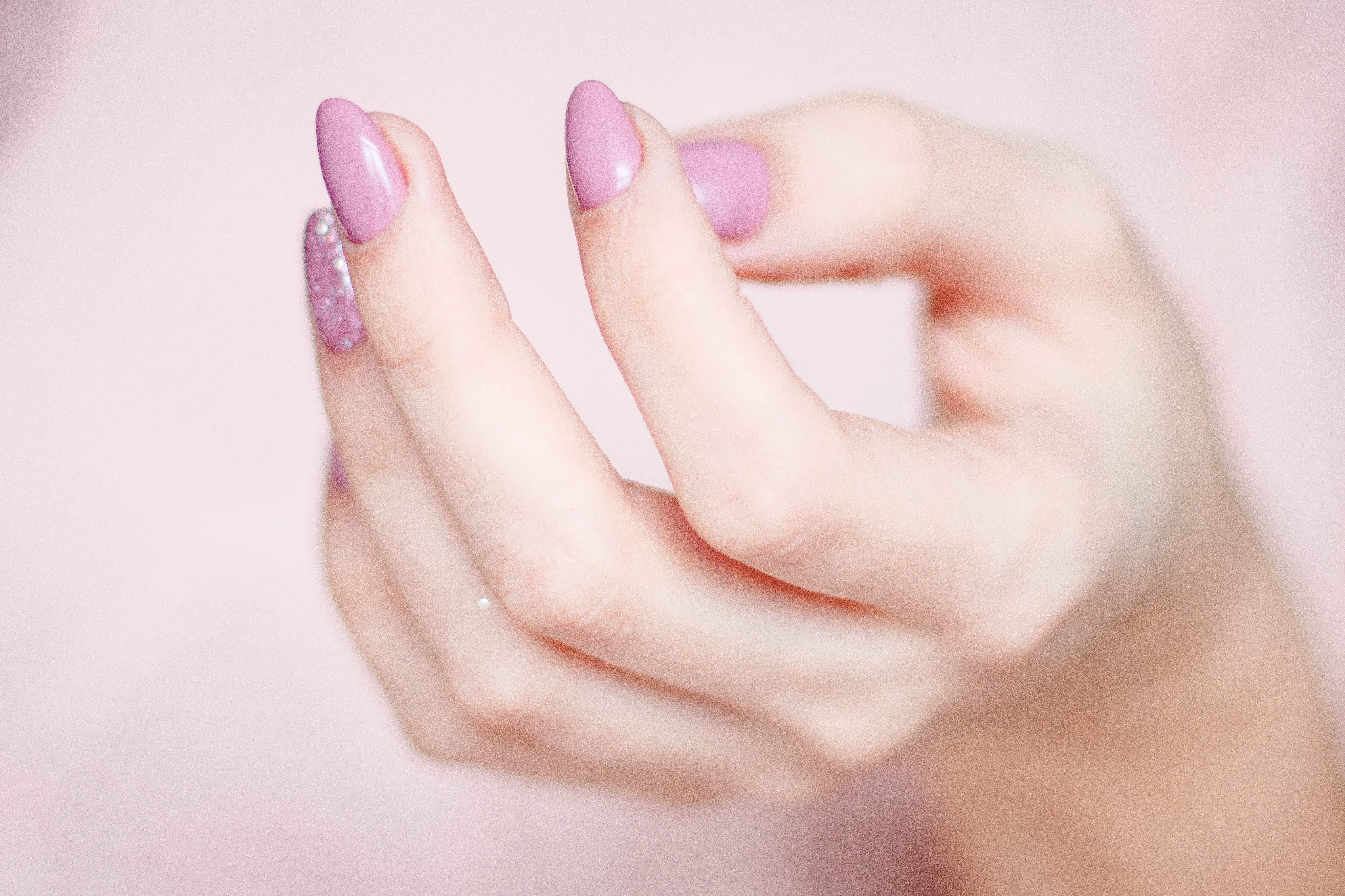 Find nail technician classes at Avery James School.